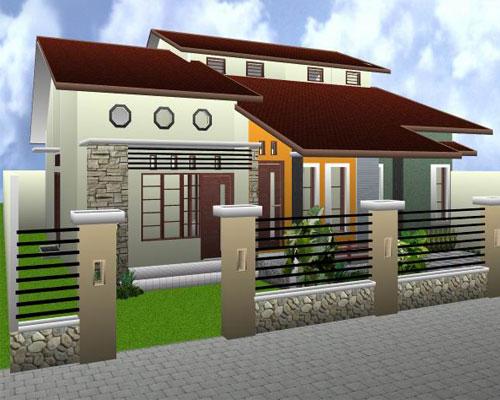 gambar rumah minimalis tampak depan 2013 model rumah