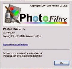 PhotoFiltre 7.2.0 Free Download