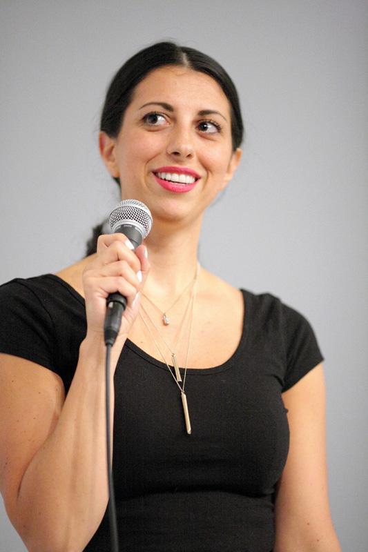 Giana Gambino @ Defibrillator