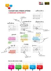 Calendari 2016/17