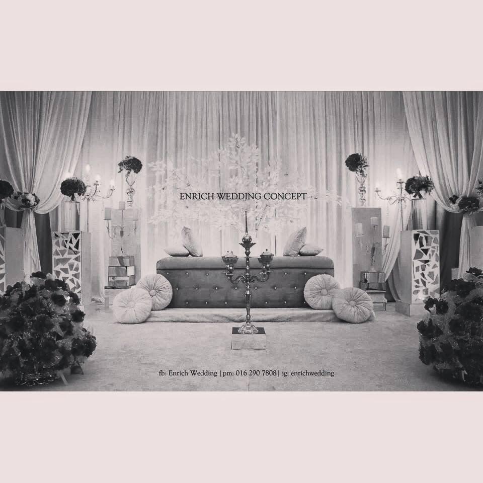 Pelamin Photo Booth Dekorasi Majlis Sewaan Barangan Pelamin