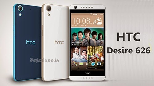 HTC Desire 626: 5 inch,1.2GHz Quad-core Android Phone Specs, Price