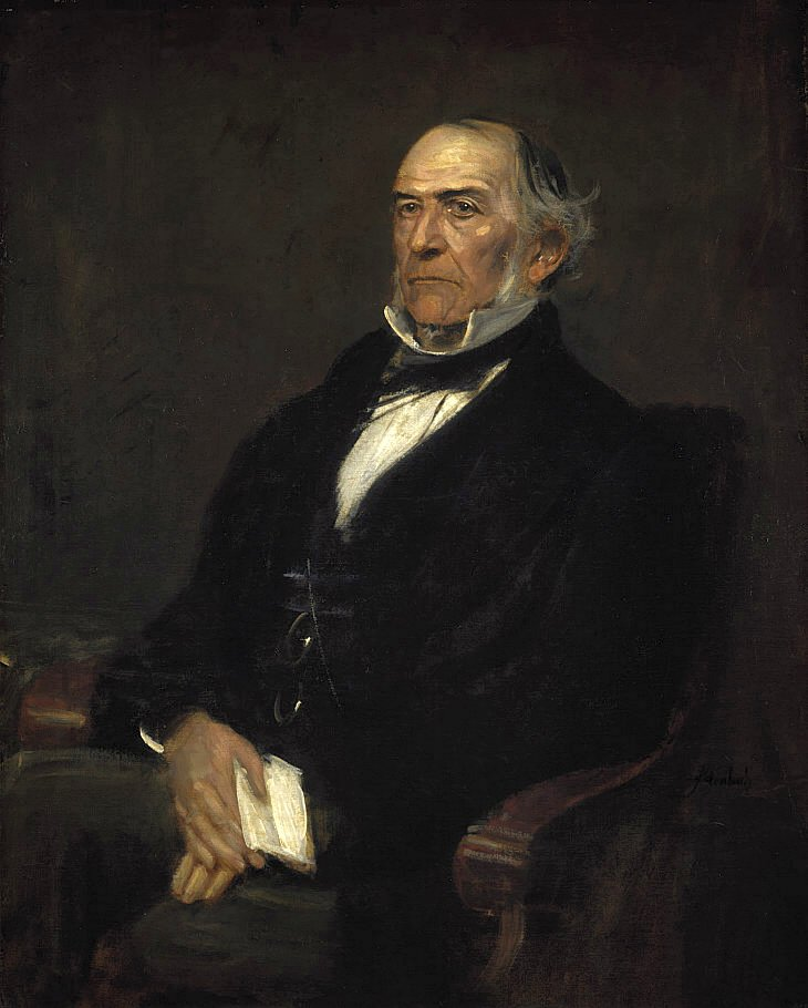 Franz  von  Lenbach  william  ewart  gladstone