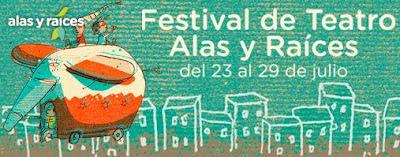 Festival de Teatro Alas y Raíces