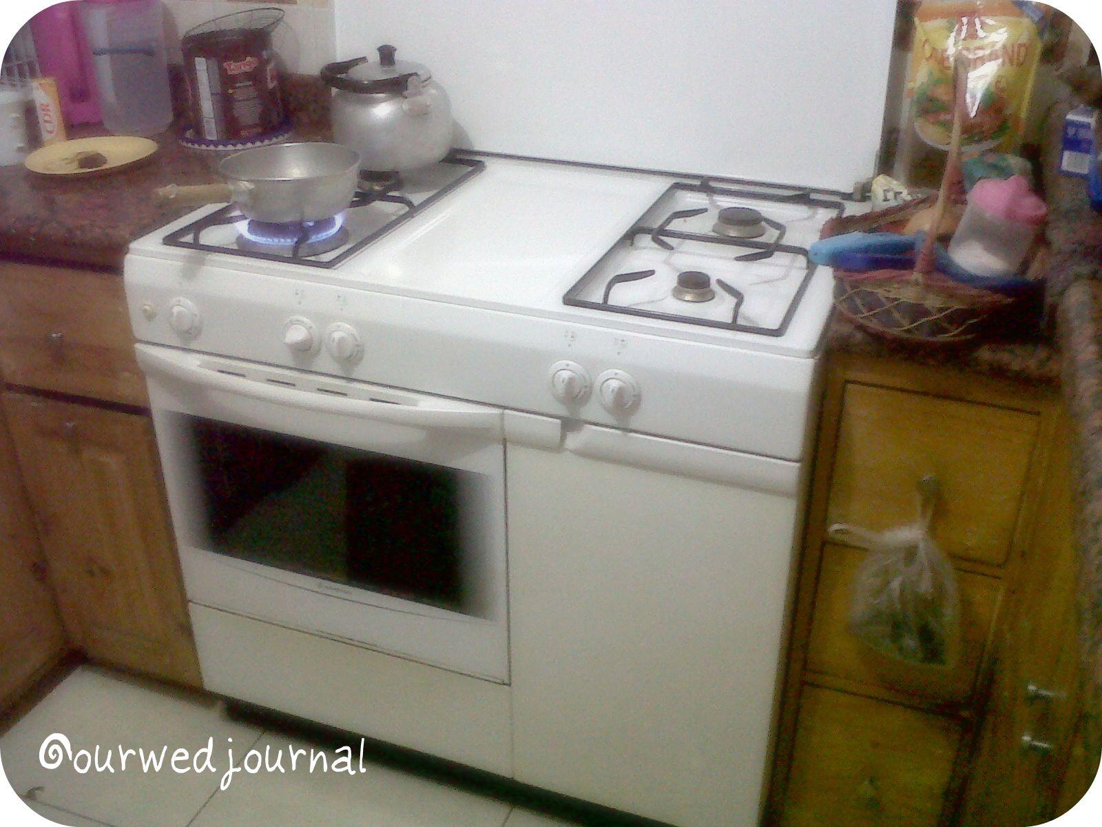 the kitchen ourwedjournal