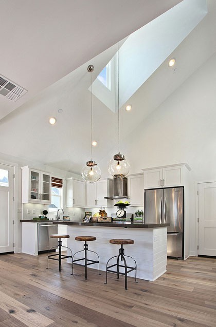 1000 ideas about high ceiling lighting on pinterest