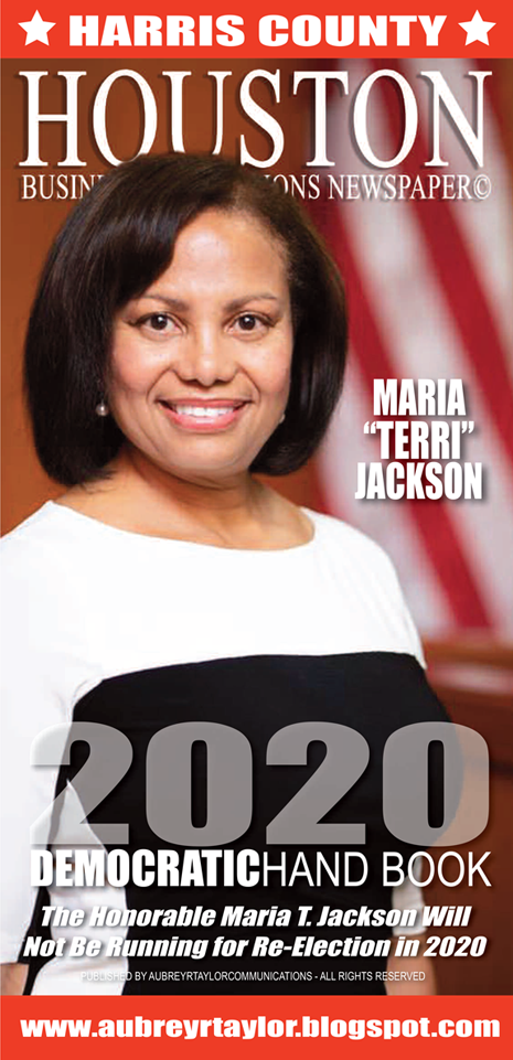 Judge Maria T Jackson is not running for re-election in the 2020 Democratic Primary
