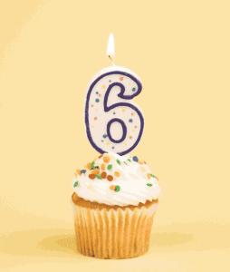 Happy 6th Birthday Homie Up Dawg