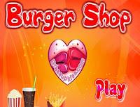 Permainan Memasak Restoran Burger Shop