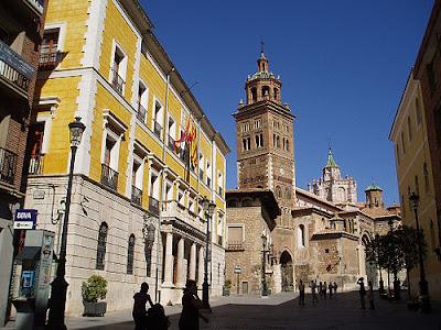Teruel turismo catedral