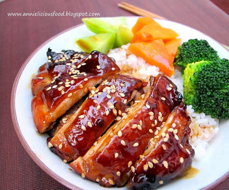 Annielicious food chicken teriyaki don aff japan 4 forumfinder Choice Image