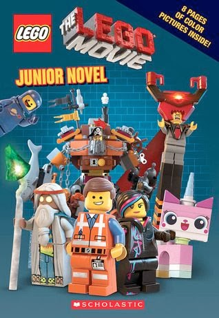 bookcover of LEGO, THE LEGO MOVIE   by Kate Howard and Scholastic