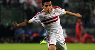 مصطفى فتحي جناح منتخب مصر الأوليمبي