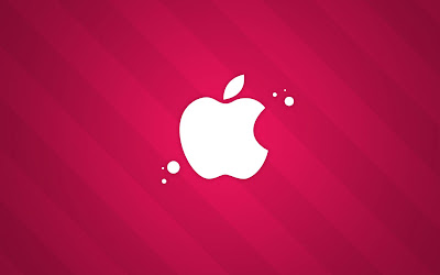 red apple - desktop backgrounds