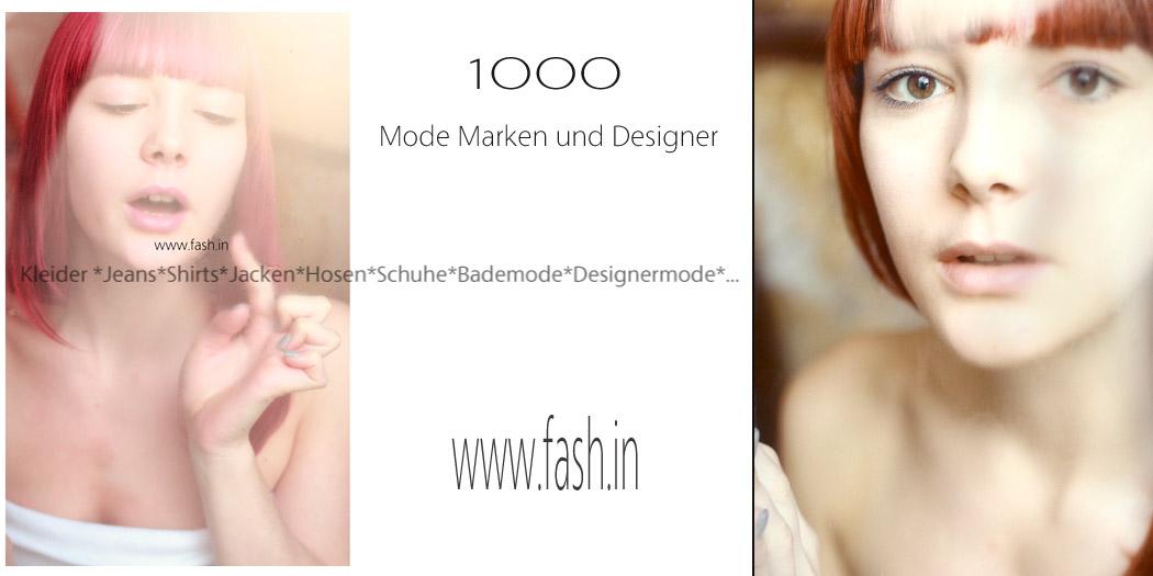 Marken und Designermode für jeden Style