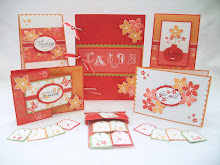 Cottage Garden Cards &amp; Organiser Stamp Class Instructions