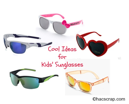 Cool Sunglasses for kids