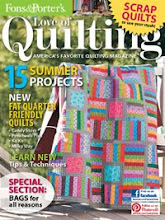 Fons & Porter's Love of Quilting May/June 2012