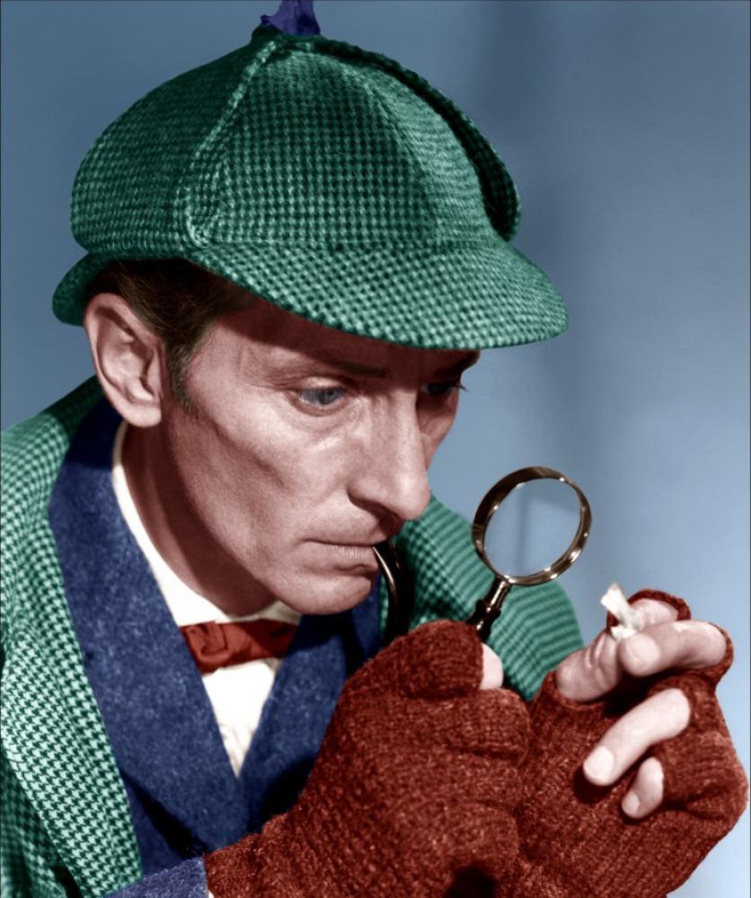 Sherlock Holmes: Vamos! El juego está en marcha!