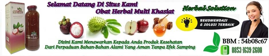 Obat Herbal Yang Ampuh Dan Aman