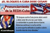 Aqui pueden adherirse con su Solidaridad con Cuba