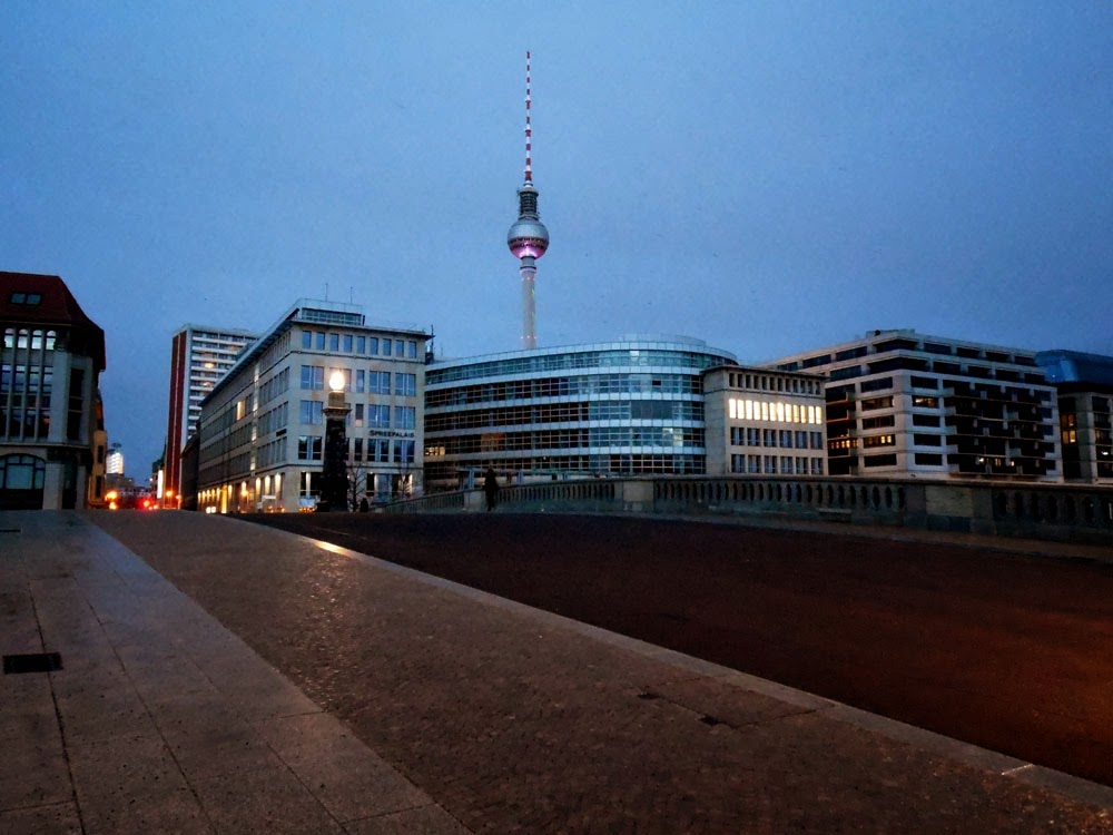photo from the collection Berlin by Night  by Andie Gilmour