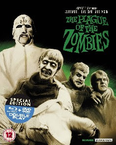 PLAGUE OF THE ZOMBIES (John Gilling, 1966)