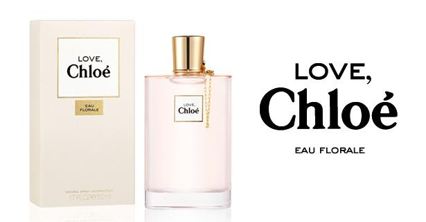 Love, Chloé Eau Florale, Perfumes, Perfume Chloé, Fragrância Chloé, Aroma Chloé,