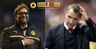 Pemain Liverpool Ungkap Perbedaan Rodgers dan Klopp   Idola188 - Agen Bola Terpercaya
