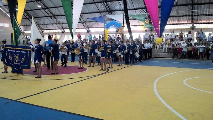 Educação do RN: O novo ginásio do DED já é a principal praça de esportes da Zona Leste