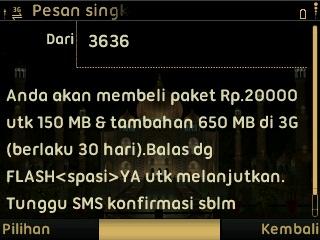 Paket Internet Termurah dari Telkomsel simPATI