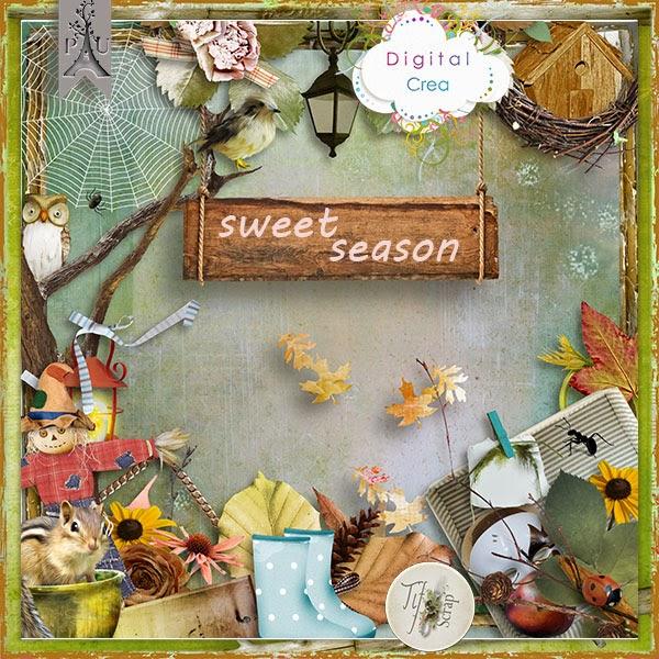 Sweet season de Tifscrap dans Septembre tifscr52