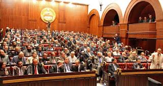 مجلس الشورى، يقر،  مشروع قانون بإشراك القوات المسلحة فى حفظ الأمن وتأمين المنشآت