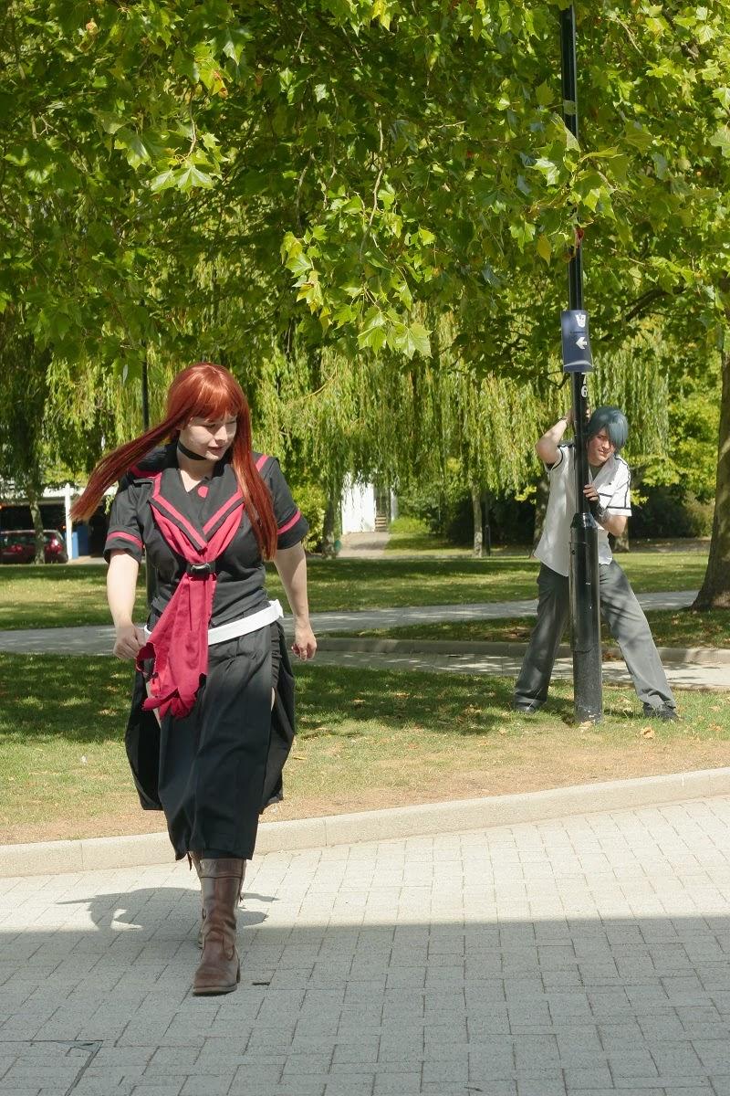 ookami to shichinin no nakamatachi cosplay