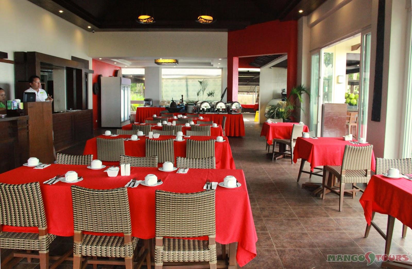 Mango Tours Philippines Sheridan Beach Resort & Spa South Sea Restaurant Puerto Princesa Palawan