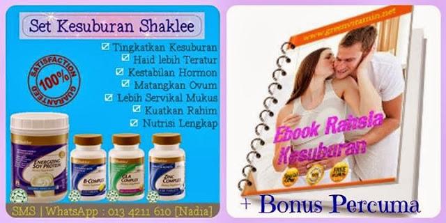 set kesuburan shaklee, vitamin kesuburan shaklee, vitamin untuk mudah hami, vitamin senang hamil, senang hamil, cara senang hamil, matangkan ovum, ubat matangkan ovum