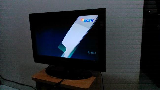 Cara Membuat Antena TV Bening Dari Bahan Bekas