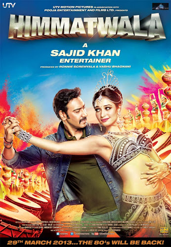 Himmatwala (2013) Movie Poster