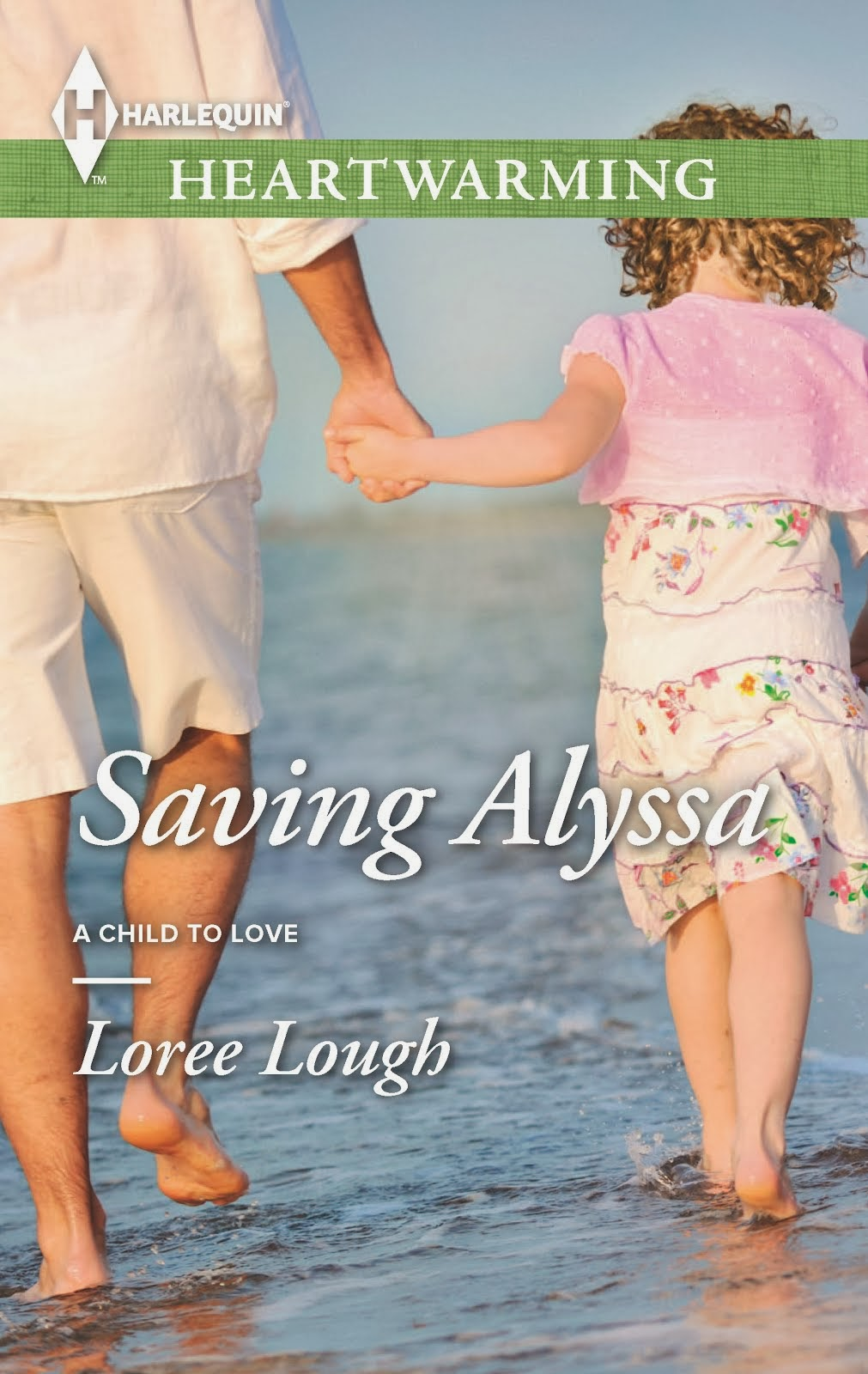 Saving Alyssa by Loree Lough