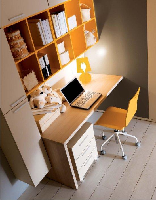 Arredamento e casa la scrivania arredare le camerette for 6 piani di casa colonica di 6 camere da letto