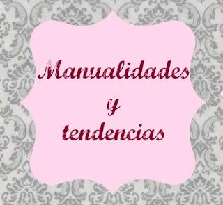 Ejemplo de log para el blog Manualidades y tendencias