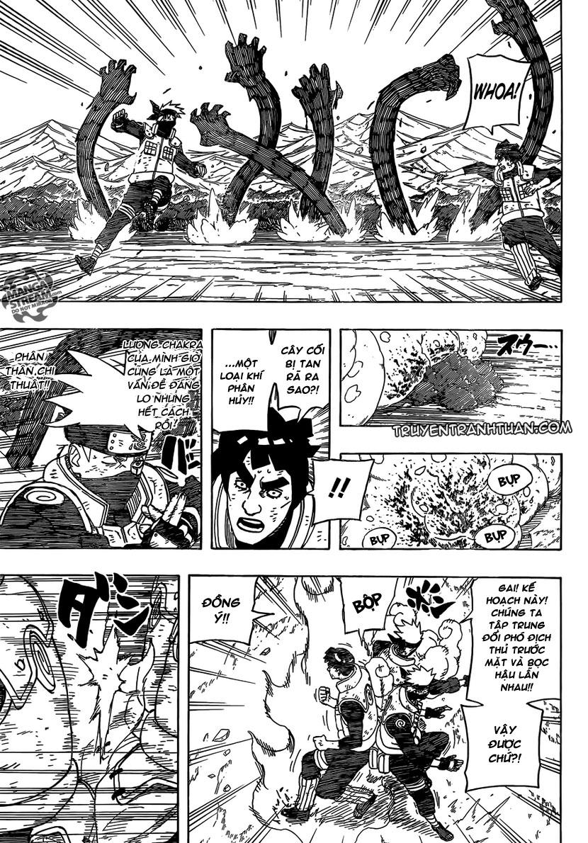 Naruto - Chapter 568 - Pic 3