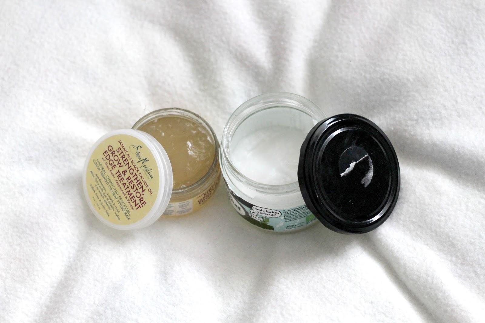 shea moisture jamaican black castor oil review