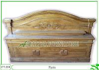 Tempat Tidur Dipan Klender Paris