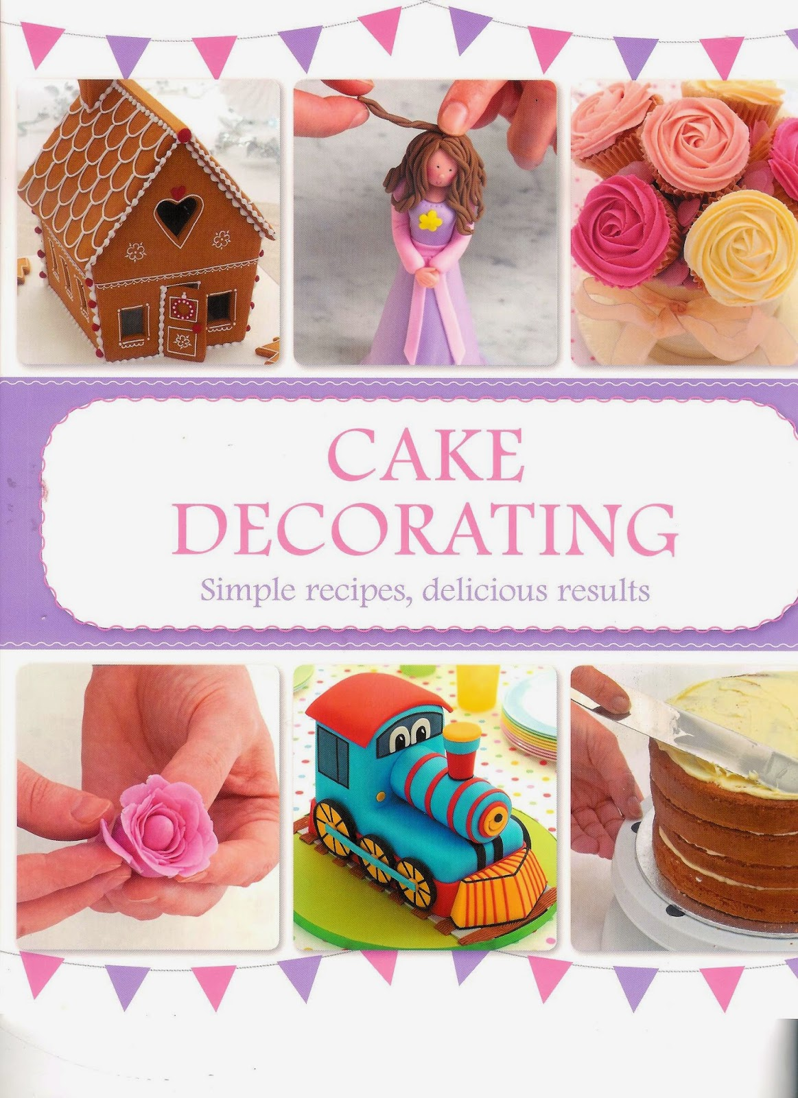 Xmas Cake Decorating Books : Citrus Spice and Travels: Christmas Giveaway ~ Dorling ...