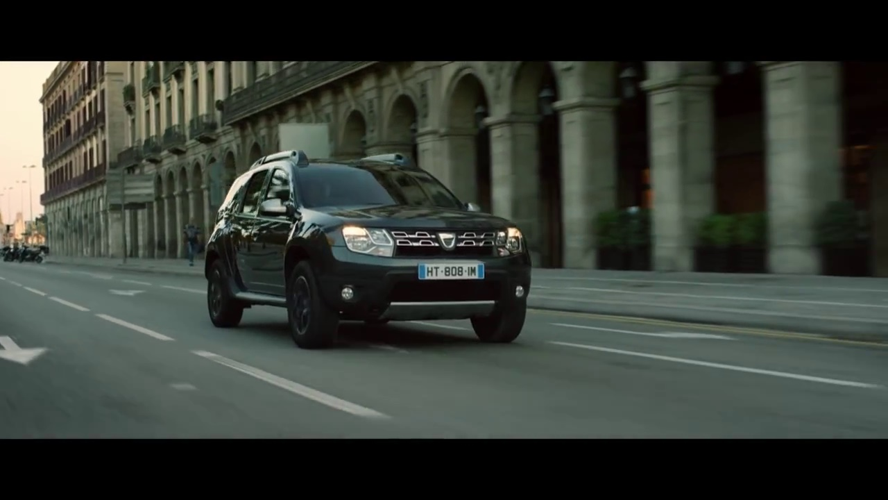 Pubblicit dacia duster urban explorer con musica dei queen for Dacia duster urban explorer prezzo