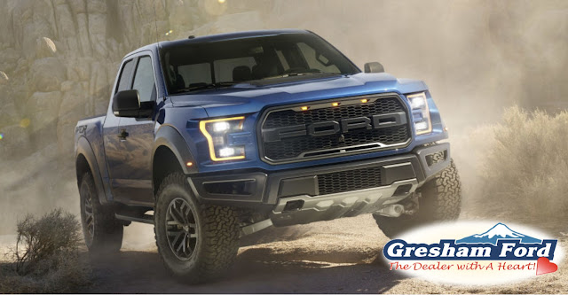 2017 Ford Raptor for sale at Gresham Ford