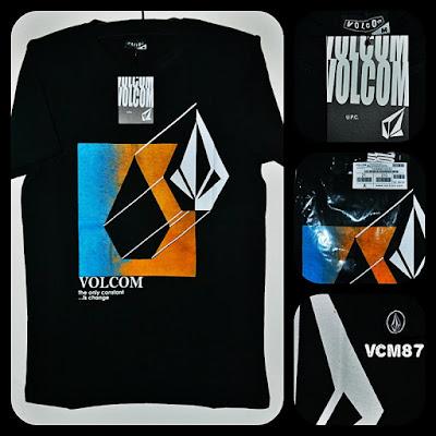 Kaos Surfing Volcom Kode VCM87