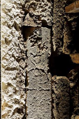 Pedra serve de prova da presença judaica em Viseu