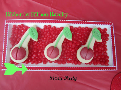 Ribbon-Party-Red ribbon